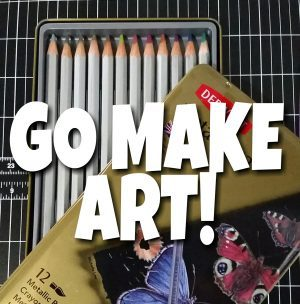 Go Make Art!