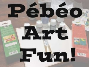 Pébéo Art Fun!