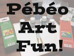 Pébéo Art Fun!