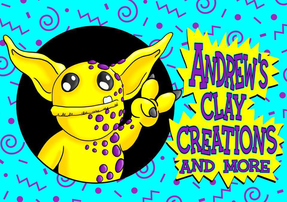 An Interview with Andrew of Andrew's Clay Creations