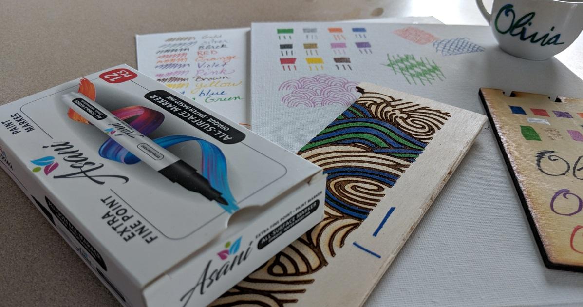 Asani Paint Pens